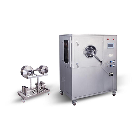Lab Tablet Coating Machine