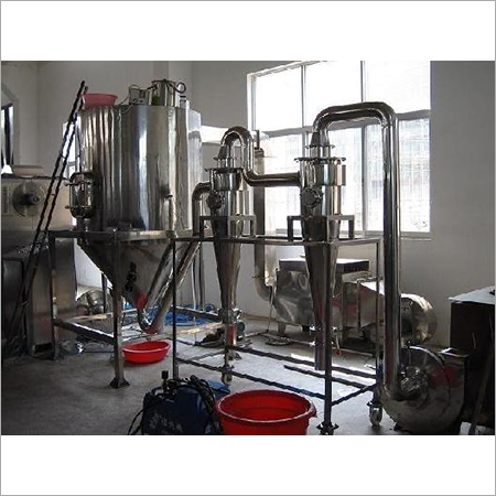 LPG Spray Dryer