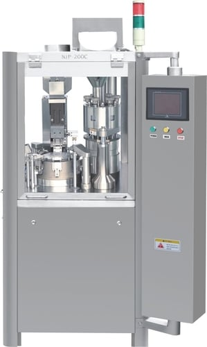 Automatic Capsule Filling And Sealing Machine