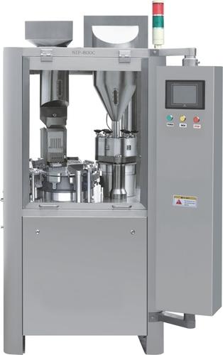 Automatic Capsule Filler