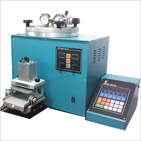 Wax Injector Machine