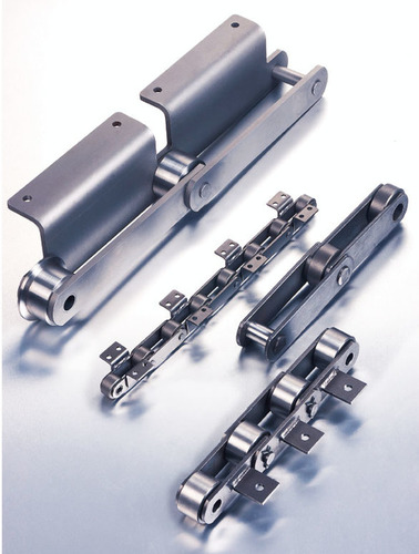 Solid Pin Conveyor Chains