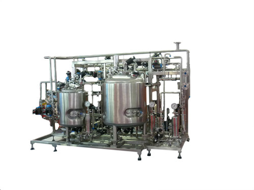Infusion Mixing Tanks
