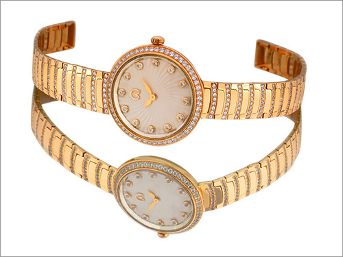 18 KT Solid Gold Watch