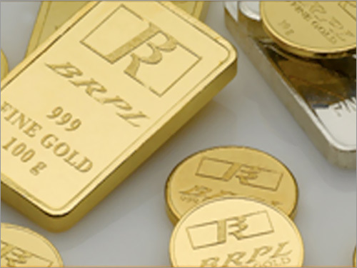 Customized Gold Coin