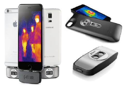 FLIR ONE Thermal Camera for Smart Phones