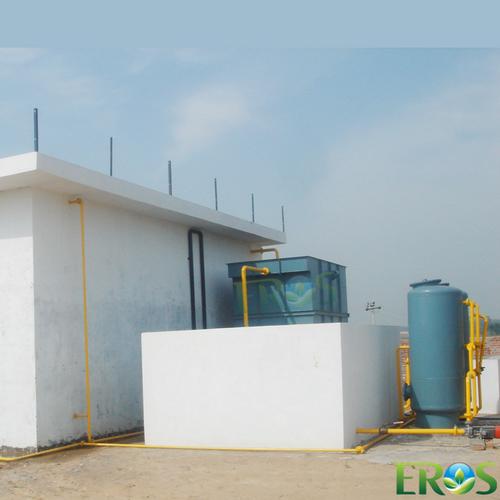 Effluent Treatment Plant for Milk Plants