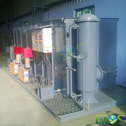Sewage Treatment Plant for Industrial Units