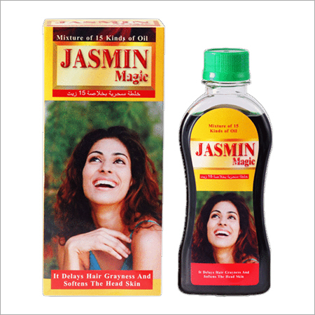 Jasmin Magic Herbal Hair oil