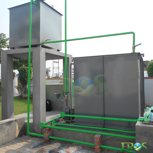 Sewage Treatment Plant for Institutional Buildings