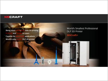 Miicraft 3D Printer