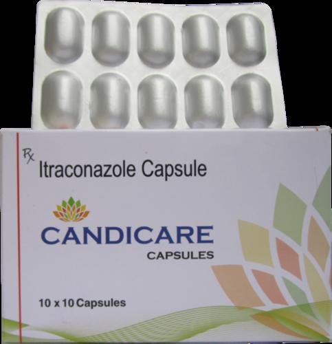 Itraconazole capsule 100mg