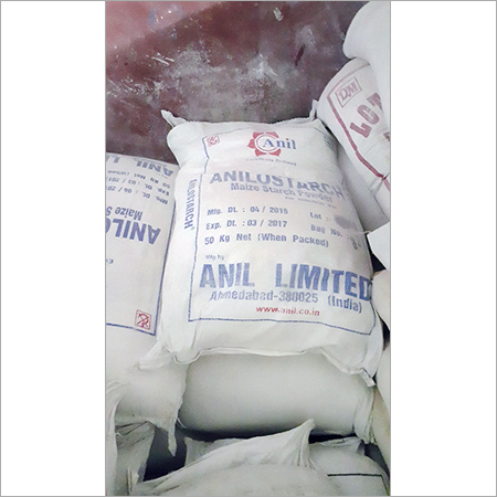 Anilos Starch Maize Starch Powder