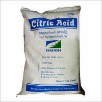 Citric Acid (Monohydrate)