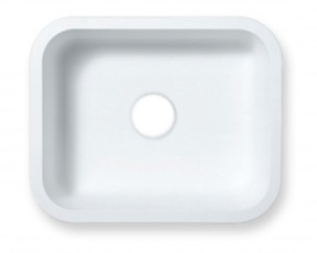 Acrylic Rectangular Sink