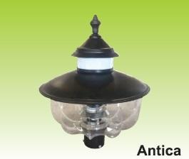 LED Post Top Decorative Luminary