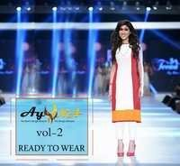Anya-2 rayon stitch kurti
