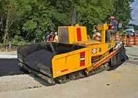 Bitumen Paver on Rent