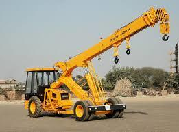 Construction Crane Hiring Services