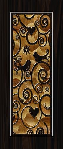 Fancy Lamination Door Skin