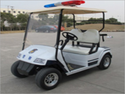 Electric Patrol Car With 2 Seats