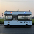 Mobile Police Office Of 5 Meters