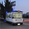 Mobile Police Office Of 6 Meters