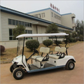 Golf Cart With 4 Seats
