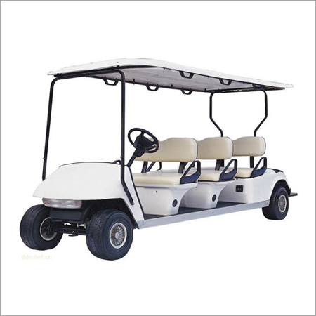 Golf Cart With 6 Seats