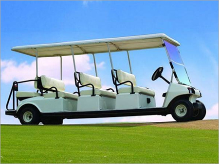 Golf Cart With 8 Seats