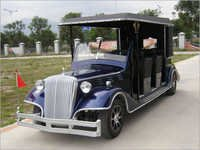 Electric Car For Houses Showing With 6 Seats