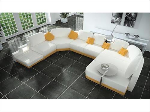 Luxurious Living Room Furniture Design Sectional Sofa Set