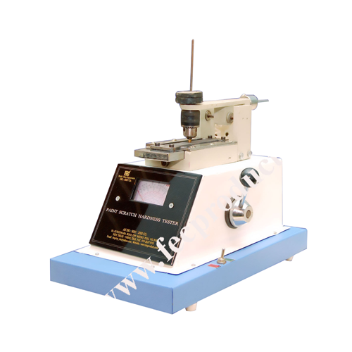 Paint Needle Scratch Hardness Tester