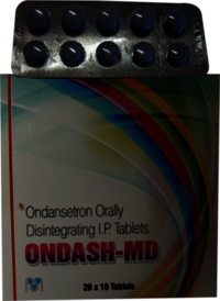 Ondansetron Orally Disintegrating I.P. Tablets