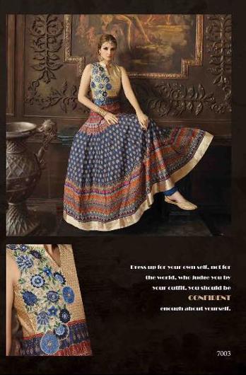 Lovely Anarkali Salwar Suit