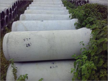 Vertical Concrete Pipe