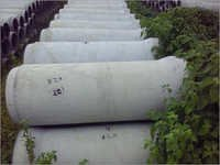 Vertical Concrete Pipe