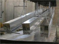 Electrical Galvanizing Poles
