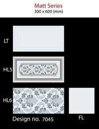 Wall Tiles 300 X 600 MM