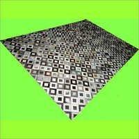 Leather Shaggy Carpet