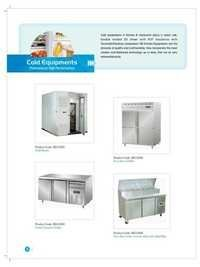 Cold Equipment's - Catalog-5