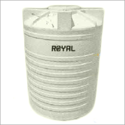Vertical Roto Molded Tank