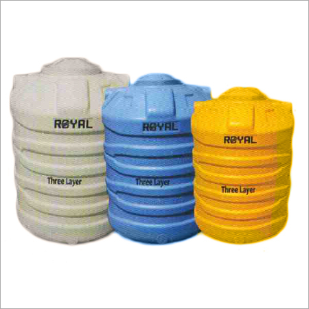 Vertical Blow Mould Water Tanks