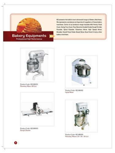 Bakery Equipment - Catalog - 7