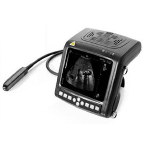 Veterinary Ultrasound Scanner