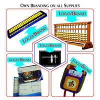 Own Branded Abacus Supplies