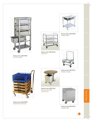 Tables & Trolley - Catalog-15