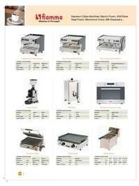Hotel & Kitchen Equipments - Catalog-18