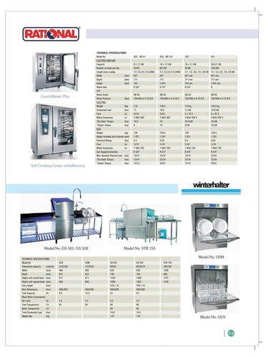 Hotel & Kitchen Equipments - Catalog-19
