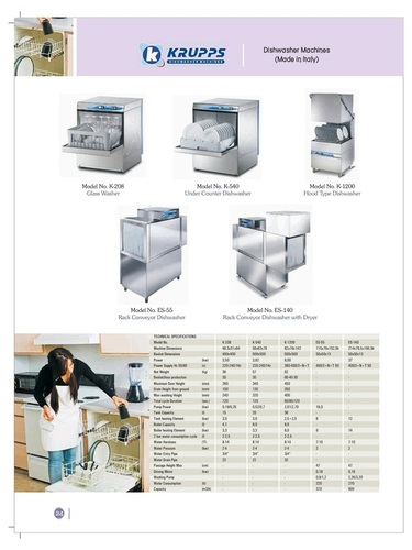 Hotel & Kitchen Equipments - Catalog-20